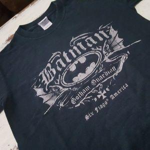 92b043cc Six Flags Shirts | Batman Gotham Guardian America Small Tee | Poshmark